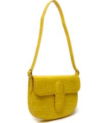 like dreams u-croc messenger satchel bag