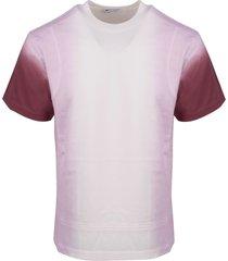 ambush tie dye paneled t-shirt