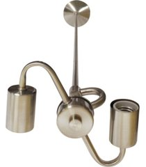 cloth & wire pendant kit for 2 lights
