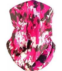 bandana color rosa aparso