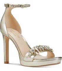 nine west x neil lane women's engaged dress sandals women's shoes