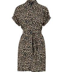 klänning vmsimply easy s/s shirt dress wvn