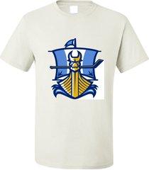 01750 hockey mid-atlantic league mahl jamestown vikings t-shirt