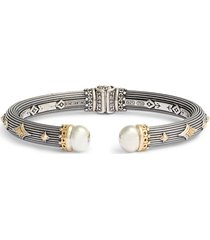 women's konstantino delos thick hinge bracelet