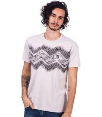 camiseta long island etnic masculina