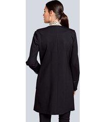 kavaj alba moda svart