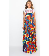 akira for my eyes only maxi dress
