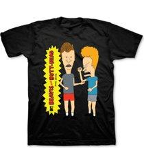 beavis & butt-head men's graphic t-shirt