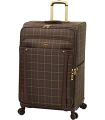 """london fog brentwood 29"""" softside check-in luggage, created for macy's"""