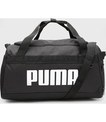 bolso challenger duffel bag s negro puma