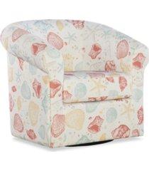 powell furniture braeloch swivel club chair