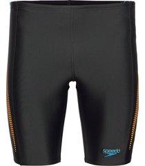 speedo alov panel jammer swimwear briefs & speedos svart speedo