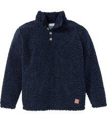 pile effetto peluche (blu) - john baner jeanswear