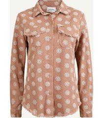 ambika blouse rosé kelly