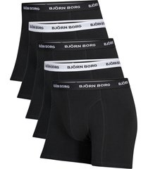 boxershorts noos solids 5-pack