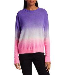gleeson dip-dye pullover