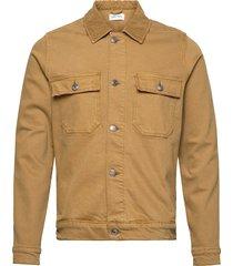 verona jacket 10999 jeansjack denimjack beige samsøe samsøe