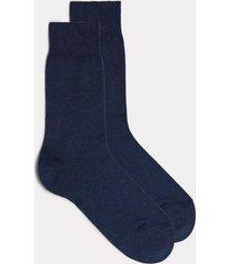 calze corte in caldo cotone