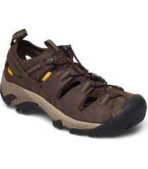 ke arroyo ii m slate blk-bronze gr shoes sport shoes outdoor/hiking shoes brun keen