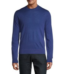 greyson men's seminole cashmere sweater - abyss - size xl