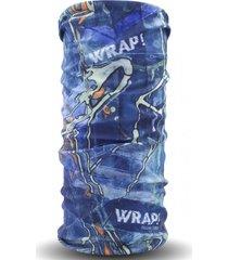 bandana attraction multicolor wild wrap