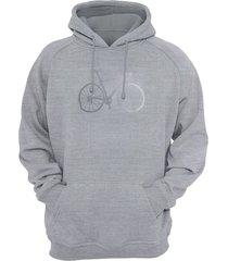 buzo gorigogo/basica/bici-gris