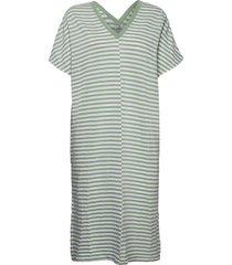 drop dress knälång klänning grön hope