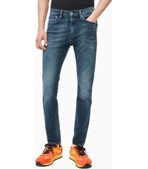 jeans skinny irvine azul calvin klein