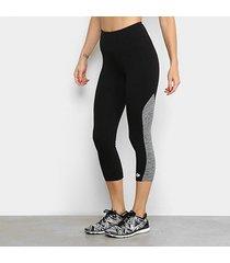 calça legging liz 7/8 cintura alta feminina