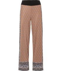 pantaloni in jersey (marrone) - bodyflirt