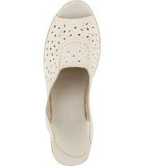 sandaletter julietta crèmevit