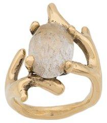 goossens anel talisman - dourado