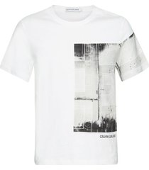 camiseta ckj mc photo print - branco - 4