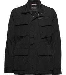 fairmont jacket gevoerd jack zwart morris