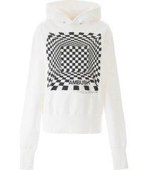 ambush hoodie with logo