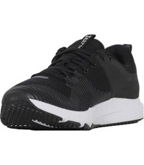 zapatilla negra under armour engage hombre 10 20252