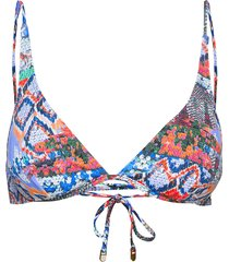 light magic underwire top bikinitrosa multi/mönstrad sunseeker