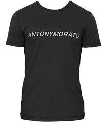 antony morato t-shirt zwart ronde hals