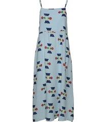 geometric print sleeveless dress dresses everyday dresses blå bobo choses