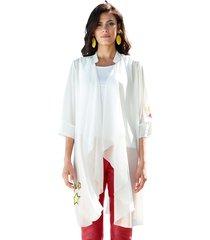 blouse en topje amy vermont wit