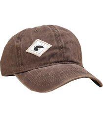 gorra marrón buxter cap trub