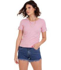 t-shirt manola feminina - feminino