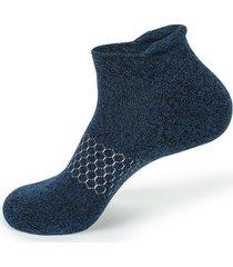 calza da uomo elasticizzata traspirante corta calzini casual sport antiscivolo sudore calze resistenti