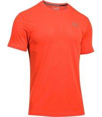 camiseta para hombre under armour-naranja
