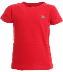 lacoste t-shirts and polos