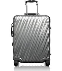 tumi 19 degree 22-inch wheeled carry-on bag - metallic