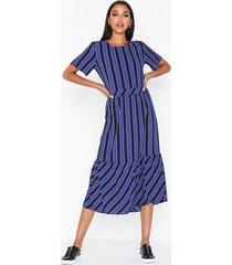 object collectors item objlia tess s/s dress pb6 loose fit dresses