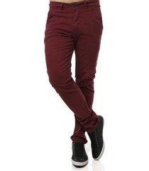 calça sarja masculina klug