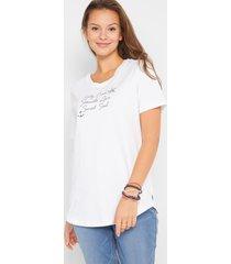 katoenen t-shirt met maritieme print