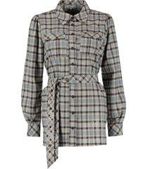 alex long blouse